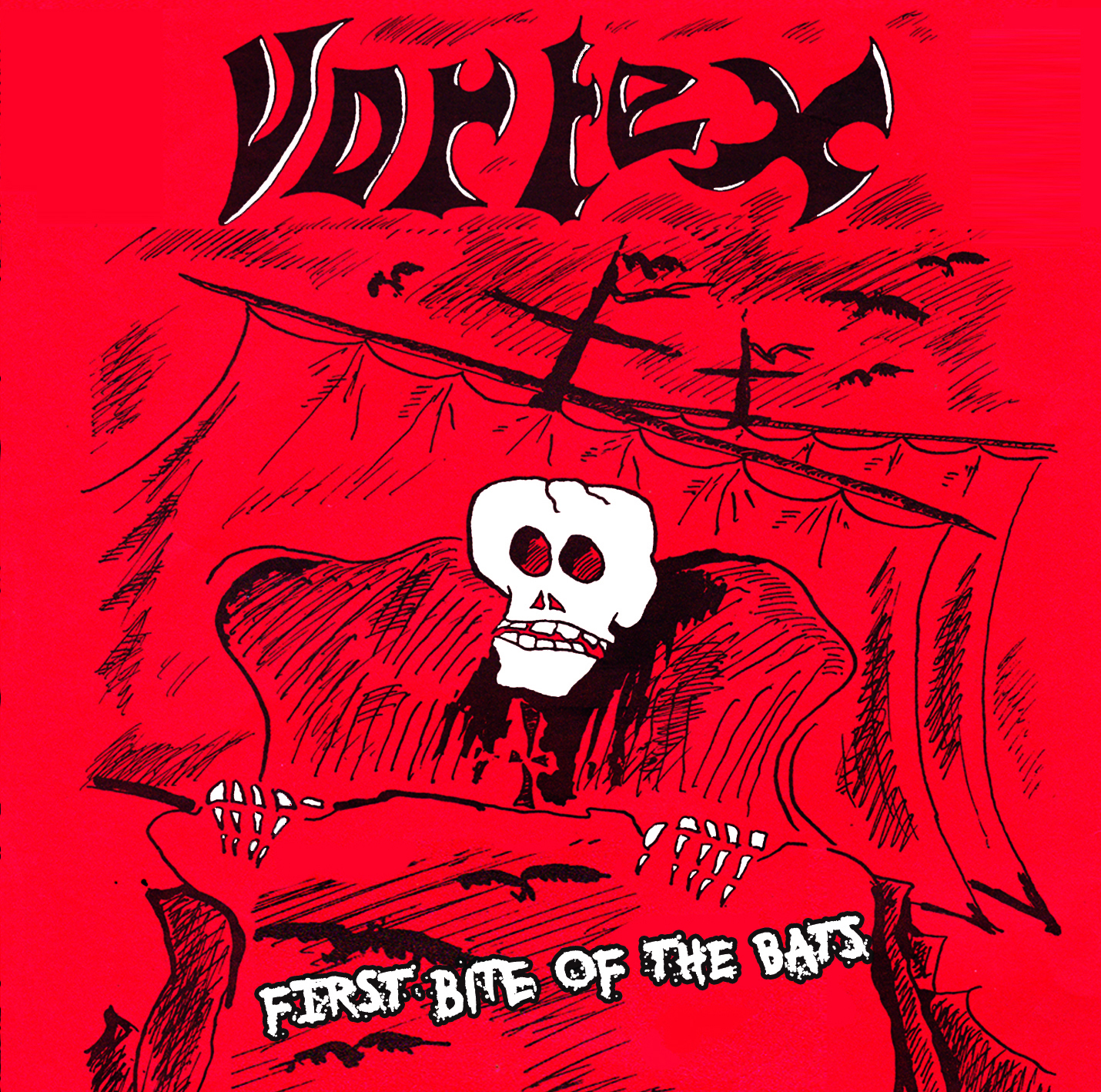 Vortex - first bite of the bat